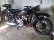 Мотоцикл Днепр К-750 г. в. с коляской